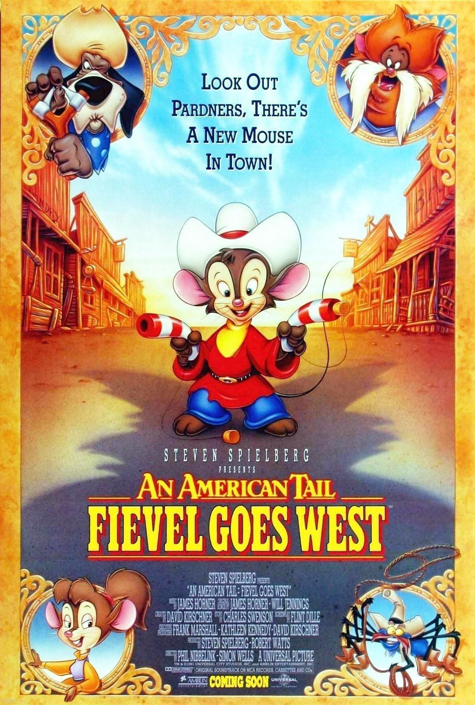美国鼠谭2:西部历险记
