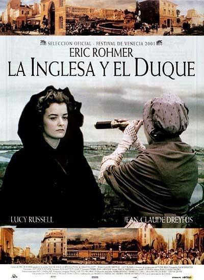 英国贵妇与法国公爵海报