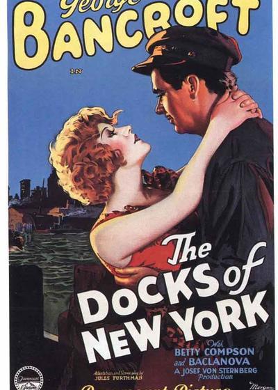 纽约船坞海报