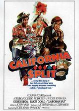 加州分裂海报