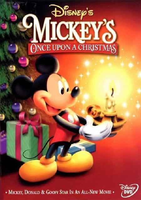 米老鼠温馨圣诞