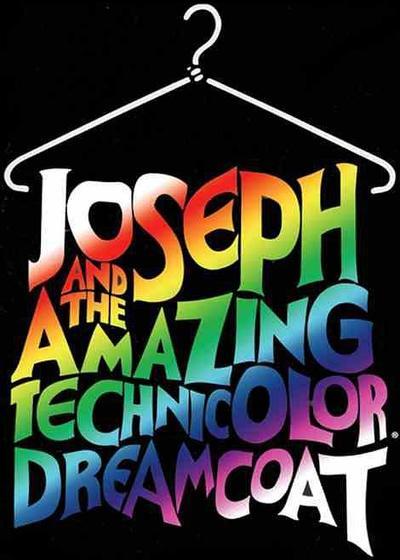 约瑟夫的神奇彩衣海报