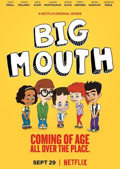大嘴巴 第一季海报