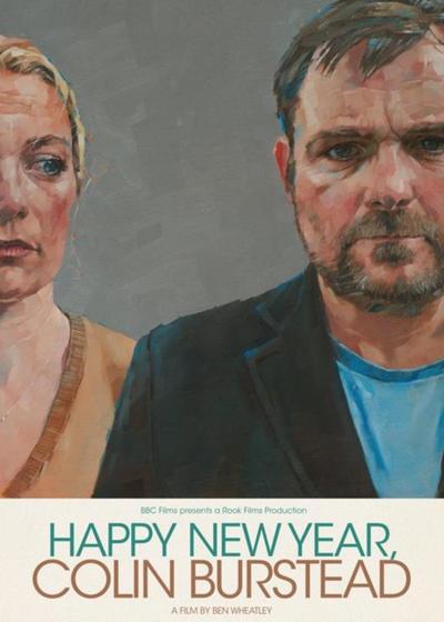 混蛋科林,新年快乐海报