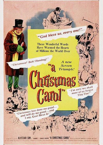 圣诞颂海报