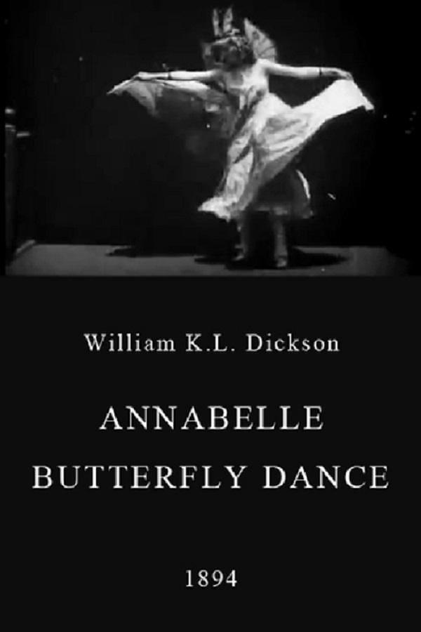 安娜贝拉的蝴蝶舞