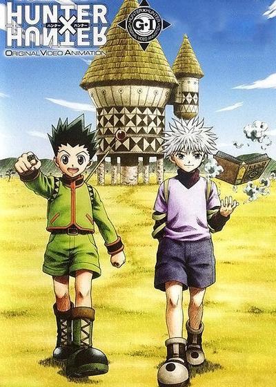 全职猎人 OVA 2海报