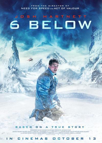 雪山奇迹海报