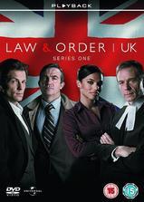 法律与秩序(英版) 第一季海报