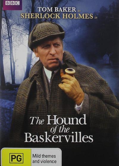 巴斯克维尔猎犬海报