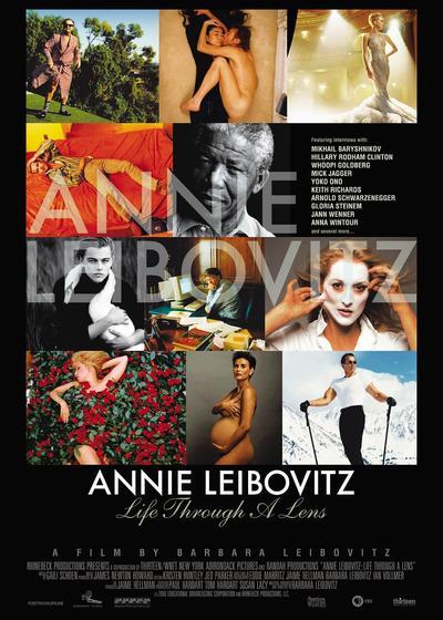 镜头里的人生:肖像摄影大师安妮·莱博维茨海报