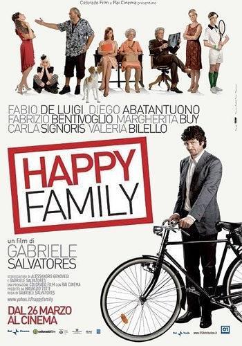 开心家庭海报