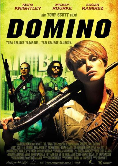 多米诺海报