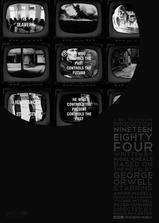 BBC周日晚间剧场:1984海报