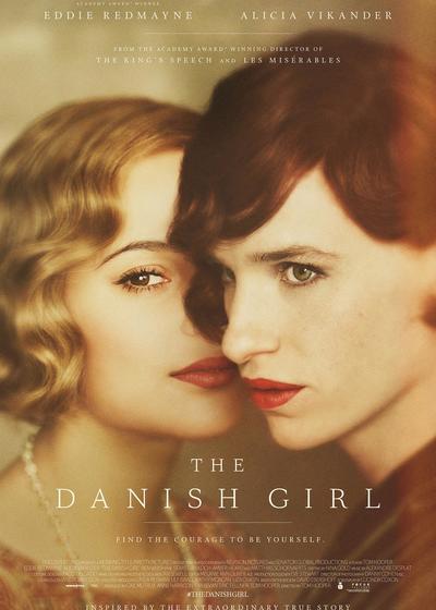 丹麦女孩海报