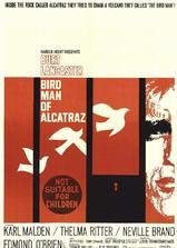阿尔卡特兹的养鸟人海报