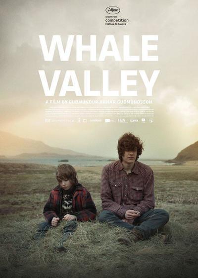 鲸之谷海报