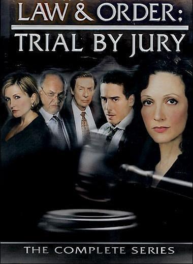 法律与秩序:陪审团海报