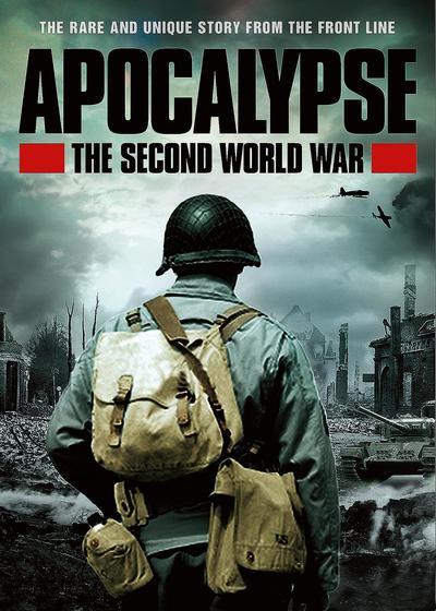 二次大战启示录海报