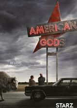 美国众神 第一季海报