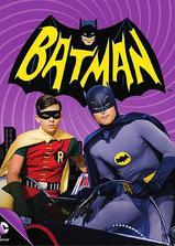蝙蝠侠 第一季海报