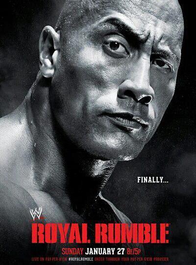 WWE:皇家大战 2013海报