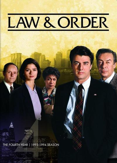 法律与秩序 第四季海报