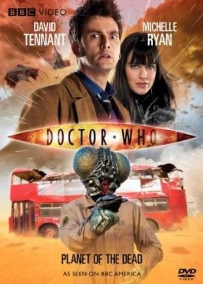 神秘博士:死亡星球海报