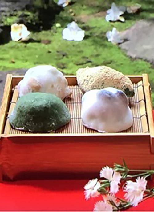 美之壶:京都点心
