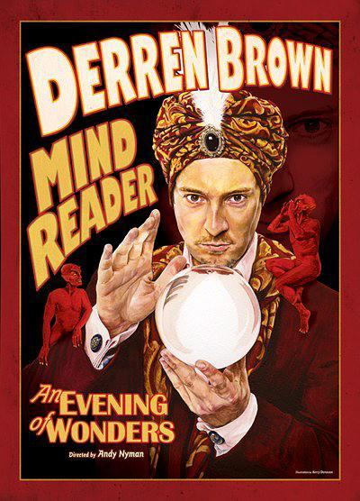 达伦·布朗:奇迹之夜海报
