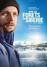 在西伯利亚森林中海报