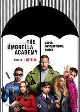 伞学院 第一季海报