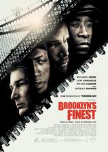 布鲁克林警察海报