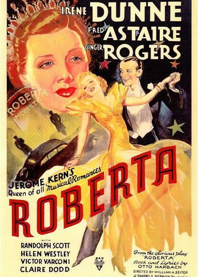 罗贝尔塔海报