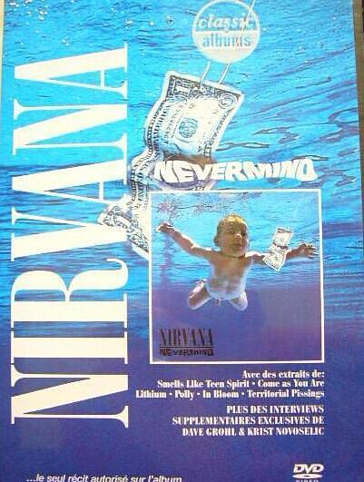 经典专辑《Nevermind》