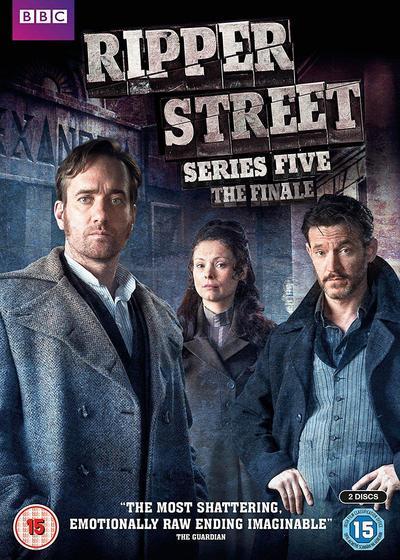 开膛街 第五季海报