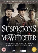 威彻尔先生的猜疑:天使巷的凶手海报