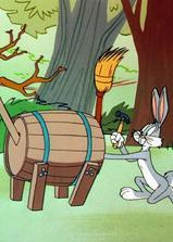 兔八哥遇上大嘴怪海报