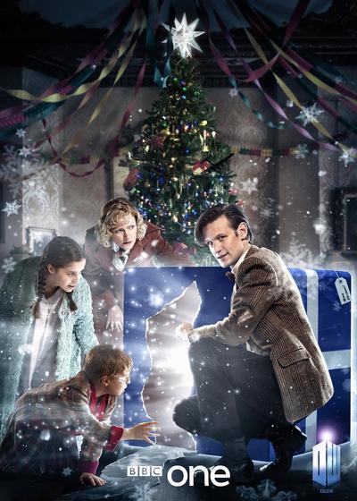 神秘博士:博士、寡妇和衣橱海报