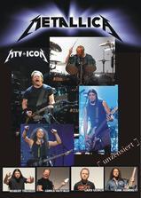 MTV标志:金属乐队海报