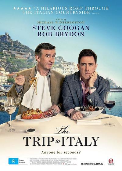 意大利之旅海报
