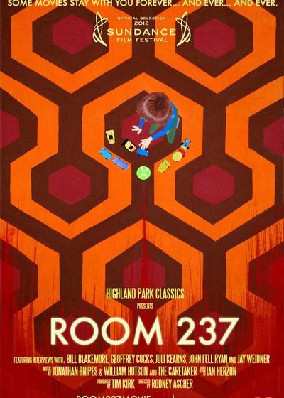 第237号房间海报
