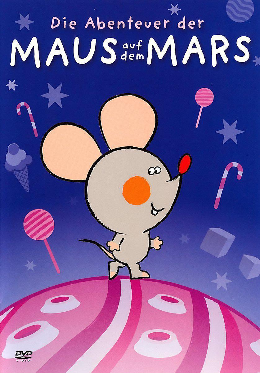 火星上的小老鼠