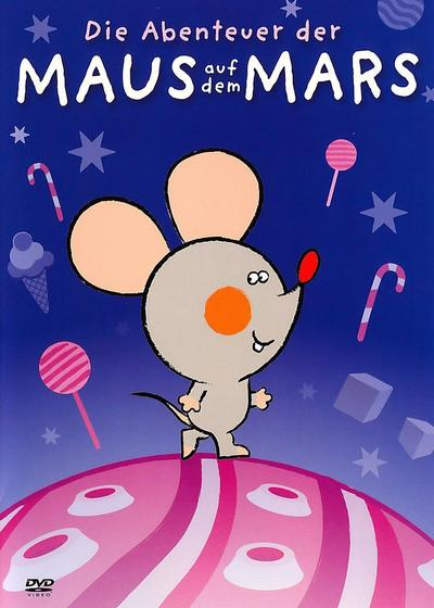 火星上的小老鼠海报