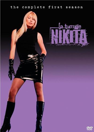 尼基塔女郎 第一季海报