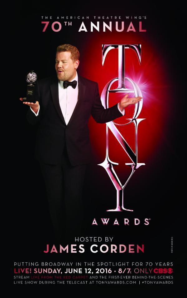 第70届托尼奖颁奖典礼