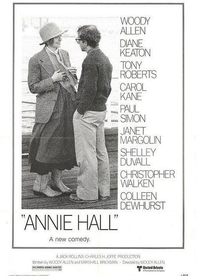 安妮·霍尔海报