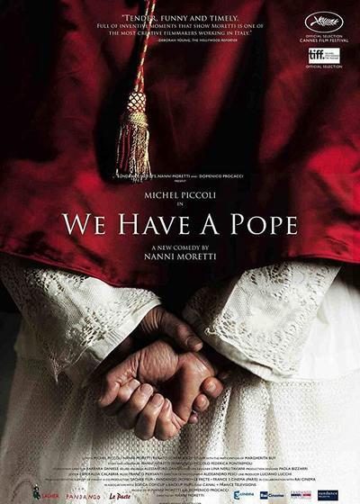 教皇诞生海报