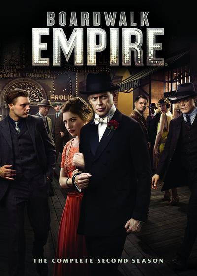 大西洋帝国  第二季海报