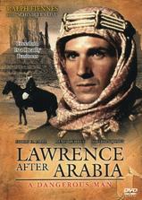 一个危险的男人:阿拉伯的劳伦斯海报